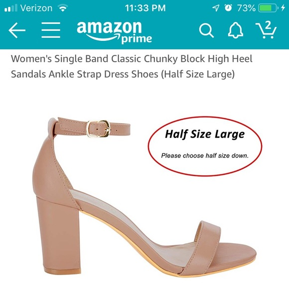a4f87d465a eunicer Shoes | Womens Single Band Classic Chunky Block High Heel ...